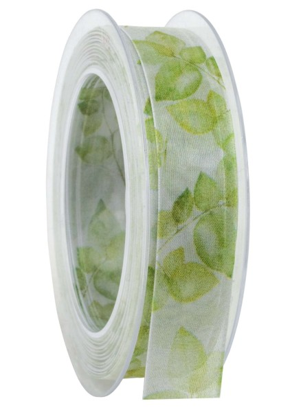 Band Blättervielfalt 25mm x 20m