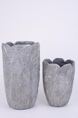 Vase Merle D20,5xH34,5cm