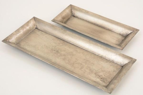 Tablett KST rechteckig 40x17x2,5cm